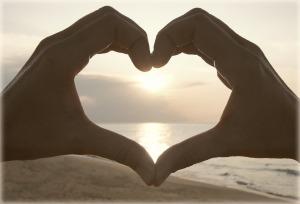 heart hands love take 9