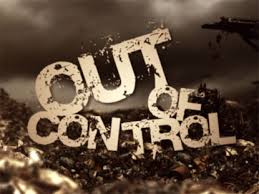 control, lost, letting go, clueless, Christian, gary, davis