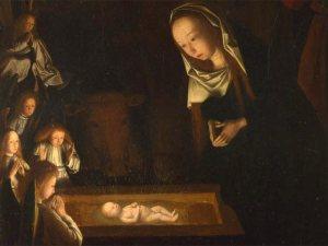 nativity, Jesus, love, light