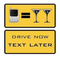 drive_now_text_later_sign